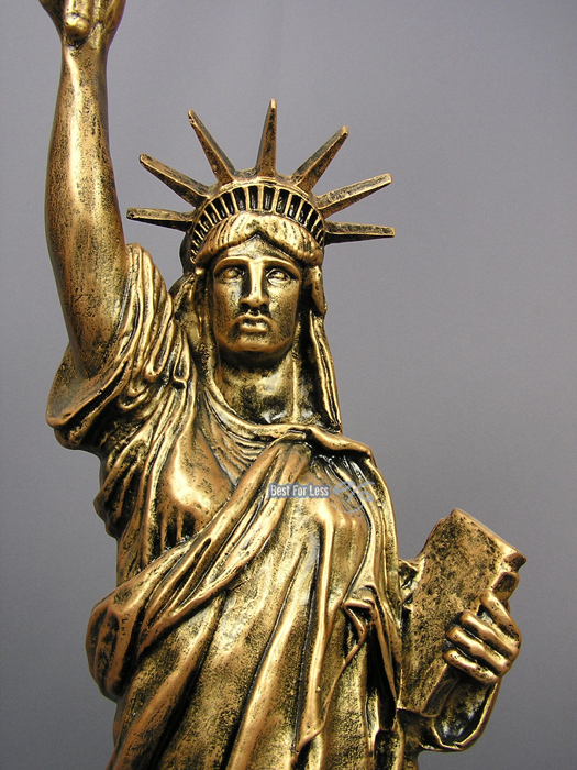 New-York-Freiheitsstatue-of-liberty-Statue-Figur-Lampe-USA-Dekoration-Deko-US