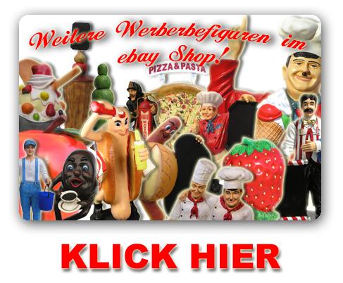 Koch mit tafel figur kochfigur speisekarte gastronomie for Deko gastronomie