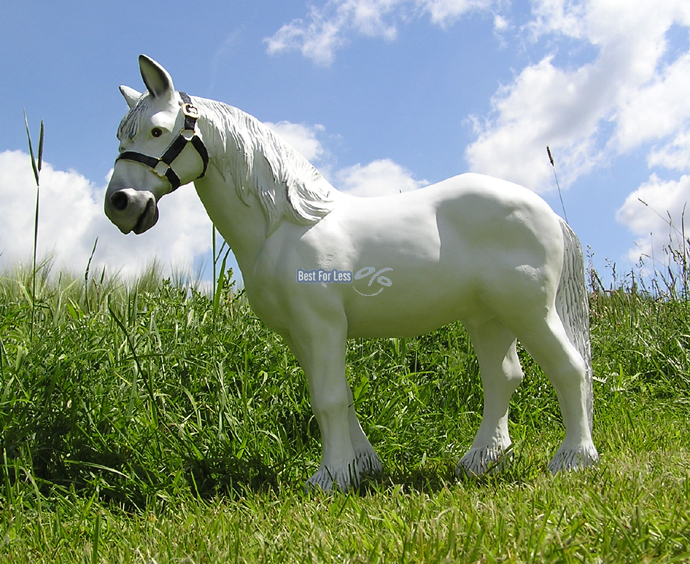 gartenfigur ca 55 cm schimmel figur statue pferd garten pony figur statue deko ebay. Black Bedroom Furniture Sets. Home Design Ideas
