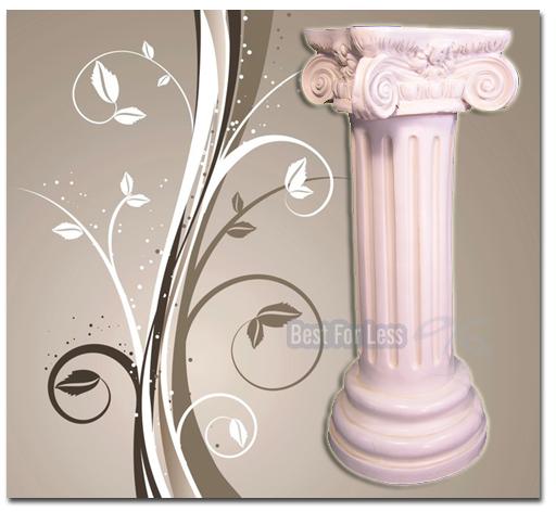 sÄule dekosÄule rom deko ablage bad wc rÖmische griechische antik, Hause ideen