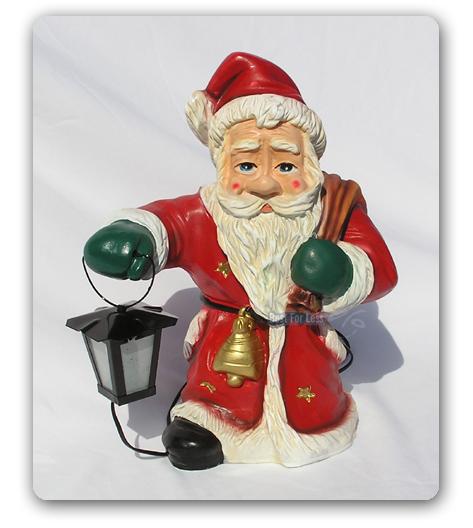 Advent dekoration nikolaus weihnachtsdeko deko neu ebay for Dekoration nikolaus