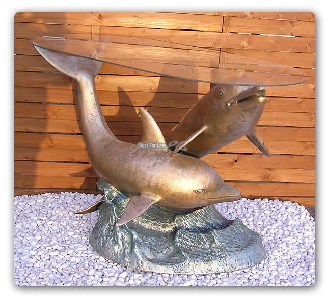 Artikelbeschreibung Wohnzimmertisch Mit Delphinen