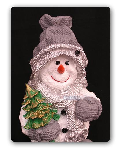Schneemann weihnachtsschmuck figur fensterdekoration for Dekoration schneemann